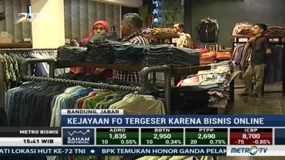 Factory Outlet Tergerus Bisnis Online?