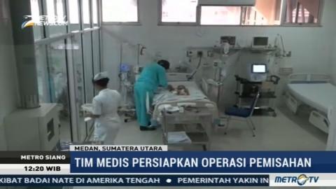 RSUP Haji Adam Malik Siap Operasi Pemisahan Bayi Kembar Siam
