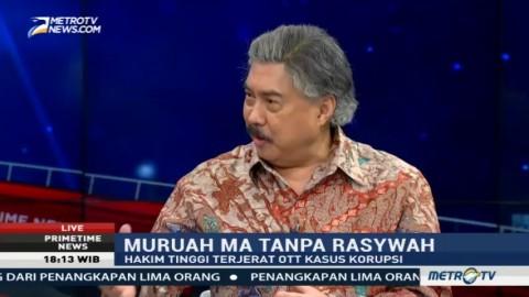 Ketua MA Diminta Mundur Jika Benar Ketua PT Manado Terjaring OTT