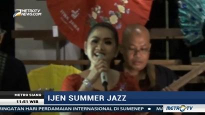 Vina Panduwinata Pukau Penonton Ijen Summer Jazz