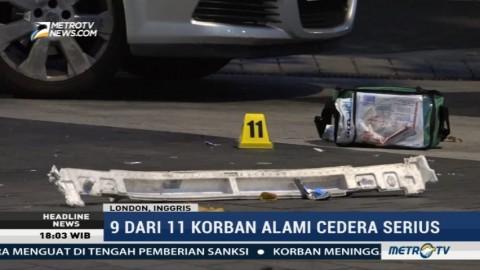 Mobil Tabrak 11 Pejalan Kaki di London Bukan Insiden Teror