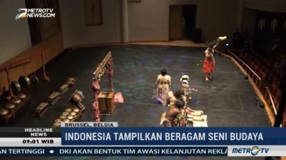 Europalia Jadi Ajang Promosi Seni dan Budaya Indonesia