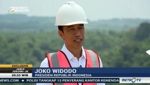 Jawaban Jokowi Soal Utang Negara, Isu PKI & Gaduh Pembelian Senjata