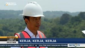 Jokowi: Akan Ada 11 Waduk yang Dibangun di 2018