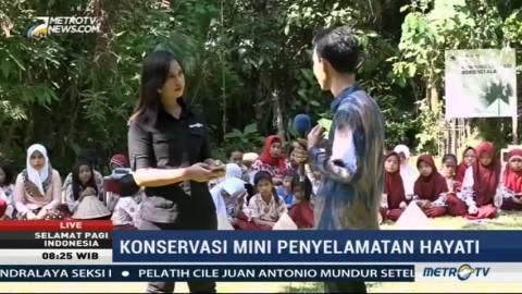 Konservasi Mini Penyelamatan Kekayaan Hayati di Rumah Hijau Denassa (1)
