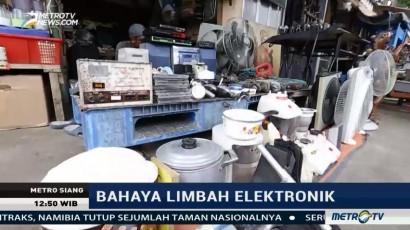 Bahaya Limbah Elektronik Bagi Kesehatan