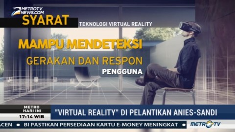 Apa Itu Virtual Reality?