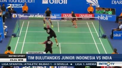 Indonesia Rebut Peringkat 5 di Kejuaraan Dunia Bulu Tangkis Junior