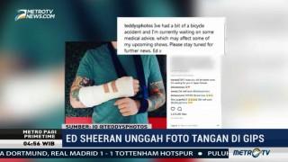 Konser Ed Sheeran di Indonesia Terancam Batal