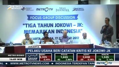 Pengusaha Kritisi Kebijakan Pajak Pemerintahan Jokowi-JK