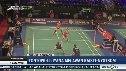 Owi/Butet Lolos ke Babak Kedua Denmark Open 2017