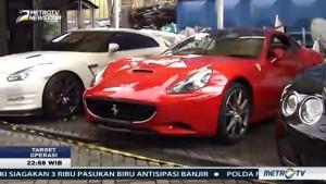 Kendaraan Mewah Bodong (3)