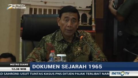 Wiranto: Dokumen AS Tak Otomatis Jadi Bagian Penyelidikan Peristiwa 1965