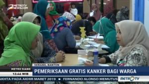 1.500 Perempuan di Banten Jalani Tes IVA