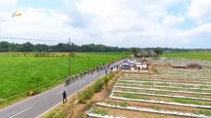 Antusiasme Para Peserta Tour de Banyuwangi-Ijen 2017