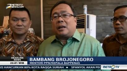 Bappenas: Perekonomian Indonesia Maju Jika Stabilitas Politik & Keamanan Terjaga