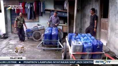 Kisah Perjuangan Warga Metropolitan Memperoleh Air Bersih