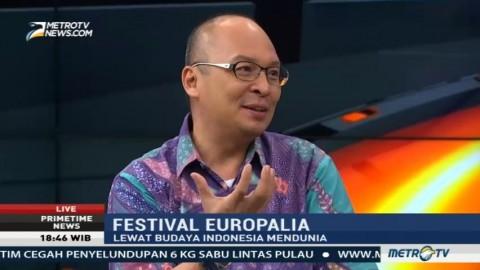 Europalia Arts Festival Diharap Bisa Perkenalkan Budaya Indonesia