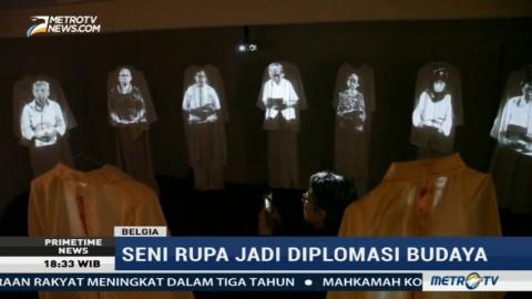 Seni Kontemporer Indonesia Kembali Memukau Publik Eropa