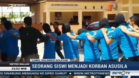 Siswi SMP Jadi Korban Asusila 21 Pemuda
