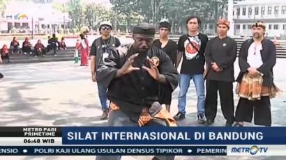 Puluhan Perguruan Silat Berkumpul di Bandung