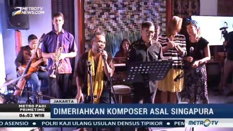 The Kupang Project Tampilkan Kolaborasi Anak Panti Asuhan dengan Musisi Mancanegara