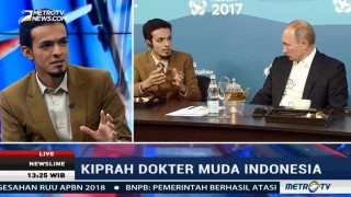 Kiprah Dokter Muda Indonesia (1)