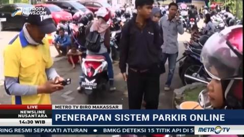 Menilik Efektifitas Penerapan Parkir Online di Makassar