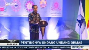 Jokowi: Perppu Ormas Dibuat untuk Menjaga Ideologi Pancasila