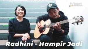 Musik Metro: Radhini - Hampir Jadi