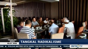 Aksi Tolak Radikalisme Digelar di Sejumlah Kampus