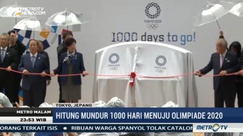Tokyo Gelar Hitung Mundur 1.000 Hari Menuju Olimpiade 2020