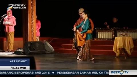 Doa Dalam Tari, Retno Maruti (1)