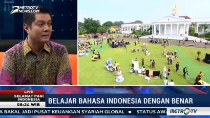 Belajar Bahasa Indonesia dengan Benar (1)