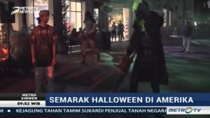 Semarak Halloween di AS