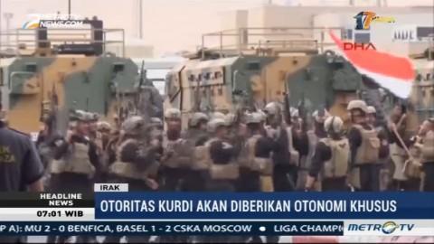 Kurdi Bantah Tuduhan Militer Irak