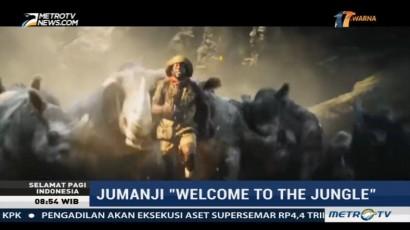 Remake Film Jumanji Bakal Punya Cerita Berbeda