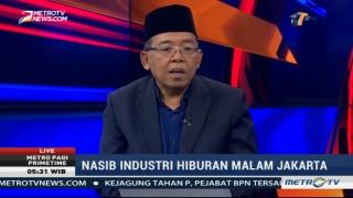 Nasib Industri Hiburan Malam Jakarta