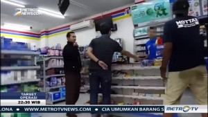 Desertir Rampok Minimarket (1)