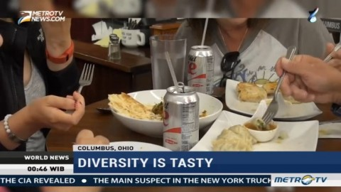 Diversity is Tasty in Columbus Ohio