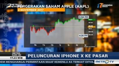 Saham Apple Cetak Rekor Tertingginya