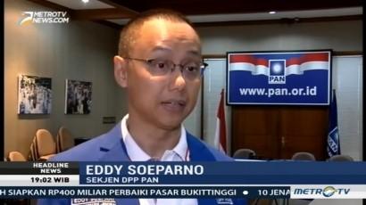 PAN Komitmen Berkoalisi dengan Pemerintah hingga 2019