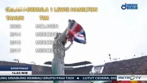 Hamilton Tersukses di Britania Raya