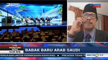 Dubes RI: Komunitas Arab Saudi Mengapresiasi Wajah Islam di Indonesia