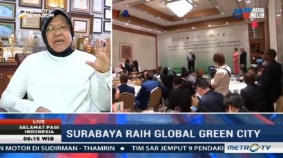 Surabaya Raih Penghargaan Global Green City
