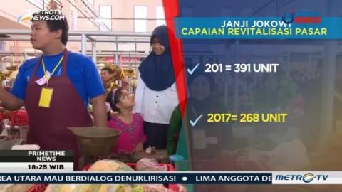 3 Tahun Jokowi-JK di Sektor Perdagangan