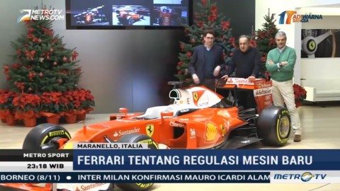 Tolak Regulasi Mesin Baru, Ferrari Ancam Mundur dari F1