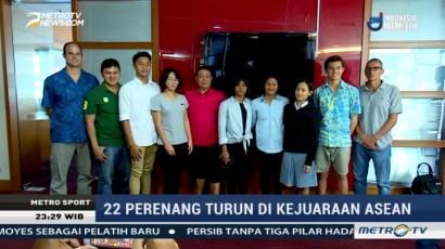 22 Atlet Muda Perkuat Indonesia di Kejuaraan Renang Asean