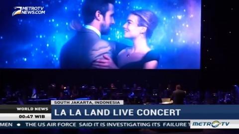 'La La Land' Live Concert in Jakarta