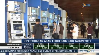 OJK Prediksi Kredit Perbankan 2018 di Kisaran 12-13%